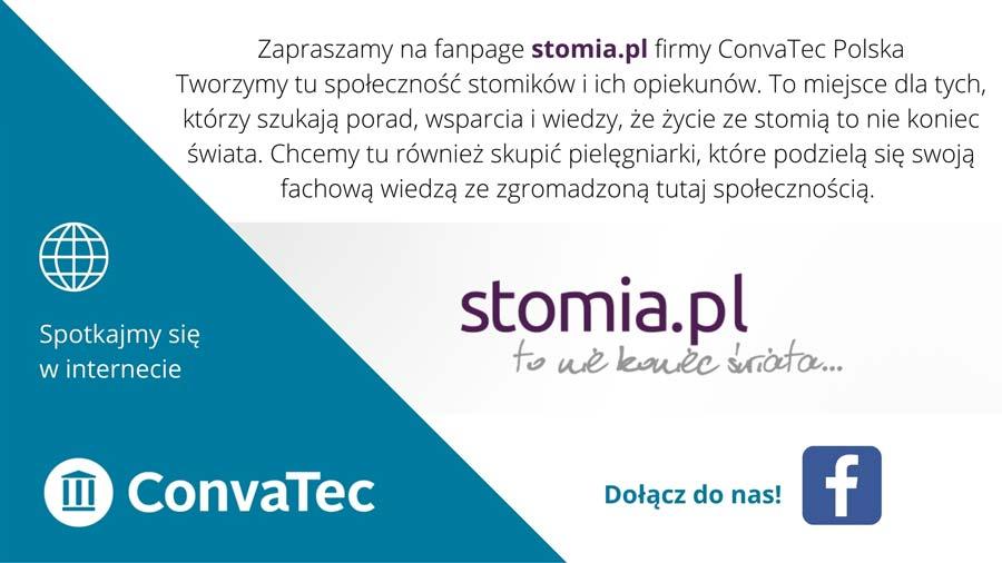 Fanpage stomia.pl